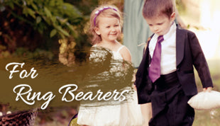 For Ring Bearers