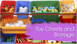 Toy Chests and Storage