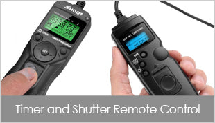 Timer and Shutter Remote Control