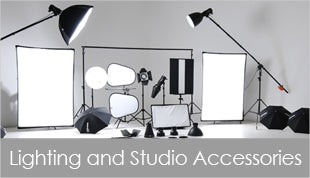 Lighting and Studio accessories