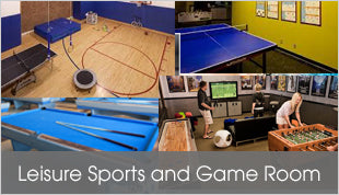 Leisure Sports and Game Room