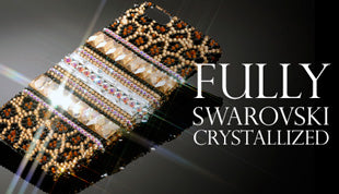 Fully Crystallized - Swarovski Elements