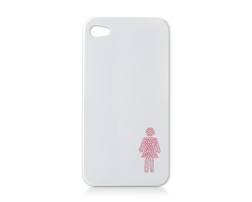 Eternal  Bling Swarovski Crystal Phone Cases - Girl