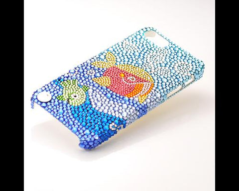 Tropical Species Bling Swarovski Crystal Phone Cases