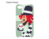 Funny Clown Bling Swarovski Crystal Phone Cases