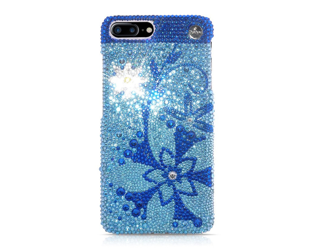 Blossom Flower Bling Swarovski Crystal Phone Cases