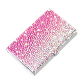 Gradual Bling Swarovski Crystal Business Card Case