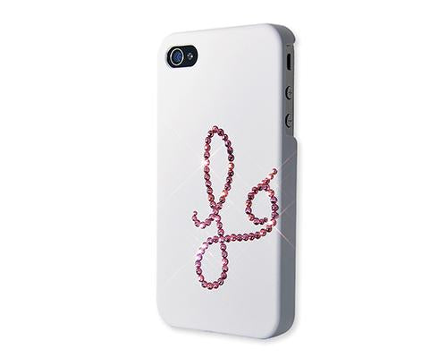 Love Bling Swarovski Crystal Phone Cases - First Half