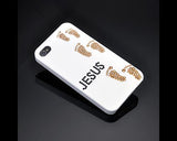 Jesus Bling Swarovski Crystal Phone Cases
