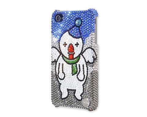 Christmas Angel Bling Swarovski Crystal iPhone 8 Cases