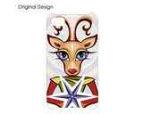 Christmas Rudolf Magic Shines Bling Swarovski Crystal iPhone Xs Max Cases