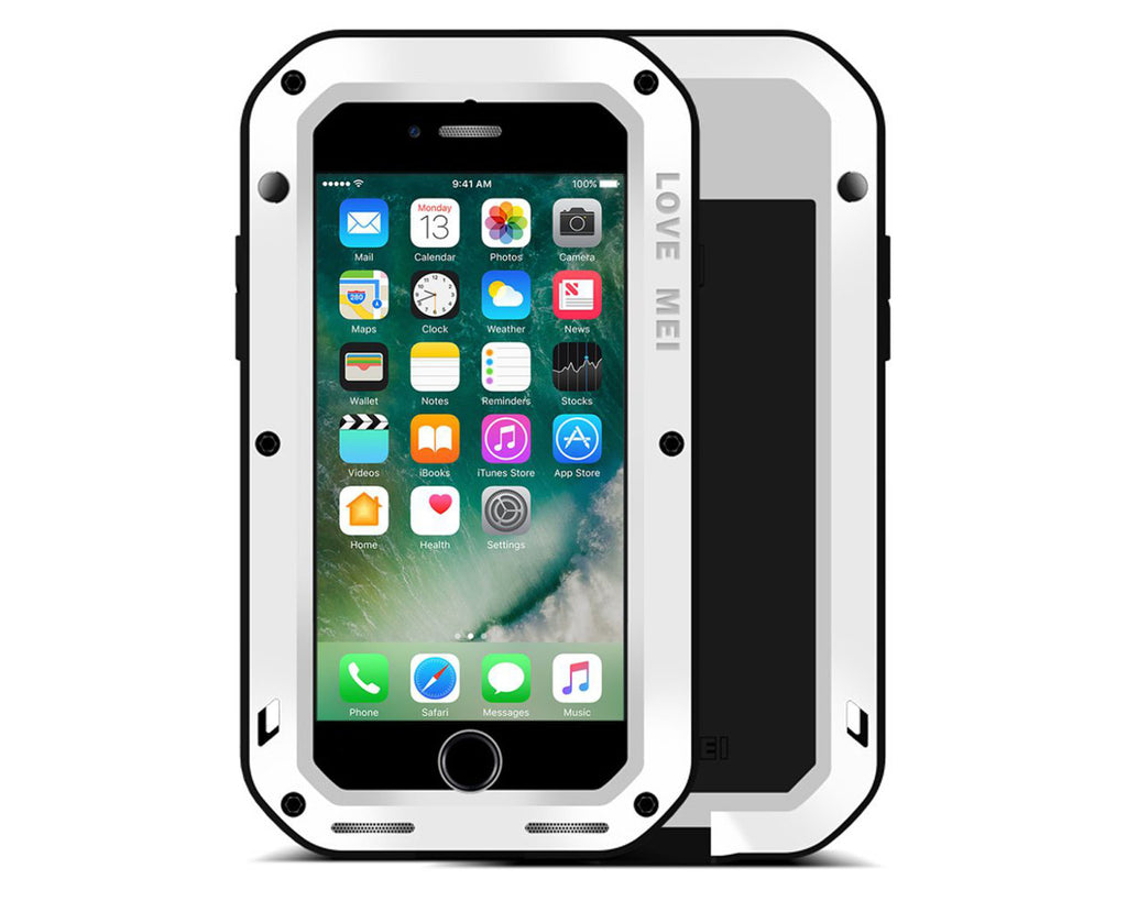 Shockproof Series iPhone 7 Plus Metal Case