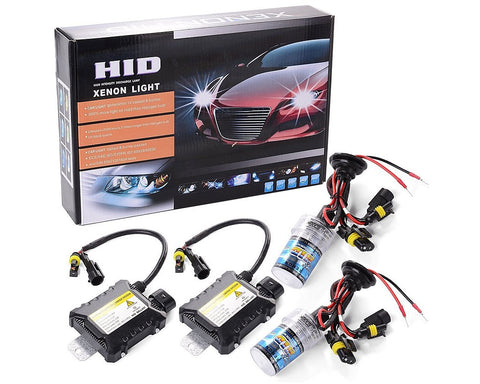 2 Pcs 55W H7 HID Xenon Headlight Bulb Conversion Kit