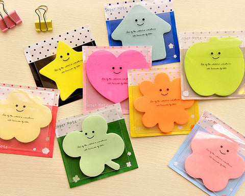 20 Packs Self Sticky Notes