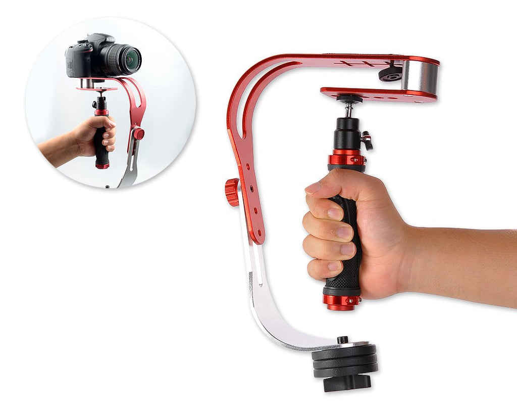 Video Handheld Stabilizer for DSLR Camera