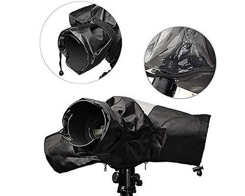 Professional Nylon Rain Cover for DSLR Cameras