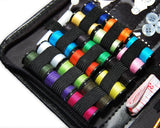 40 Pcs Sewing Tool Kit with 18 Colors Embroidery Thread