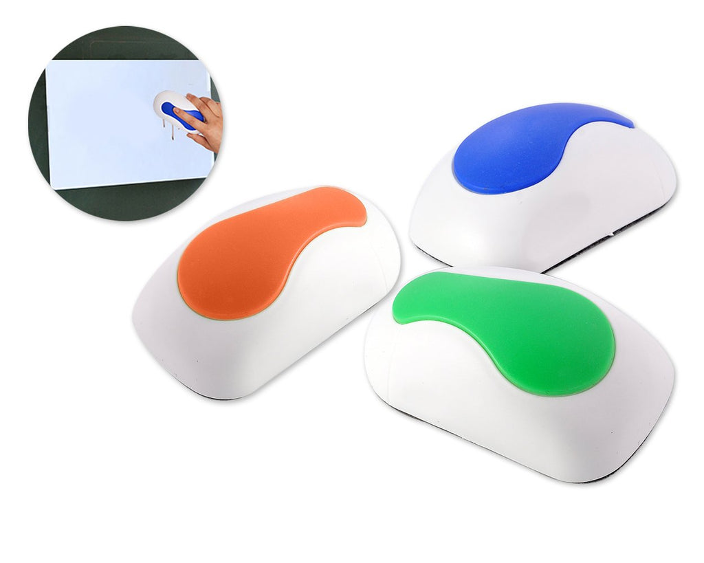 2 Pcs Magnetic Whiteboard Eraser