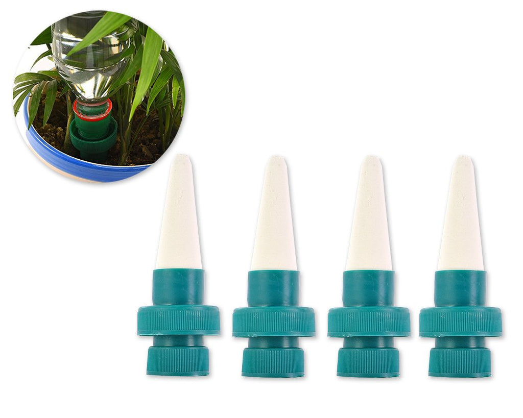 4 Pcs Self Watering Spikes for Potted Plant Watering