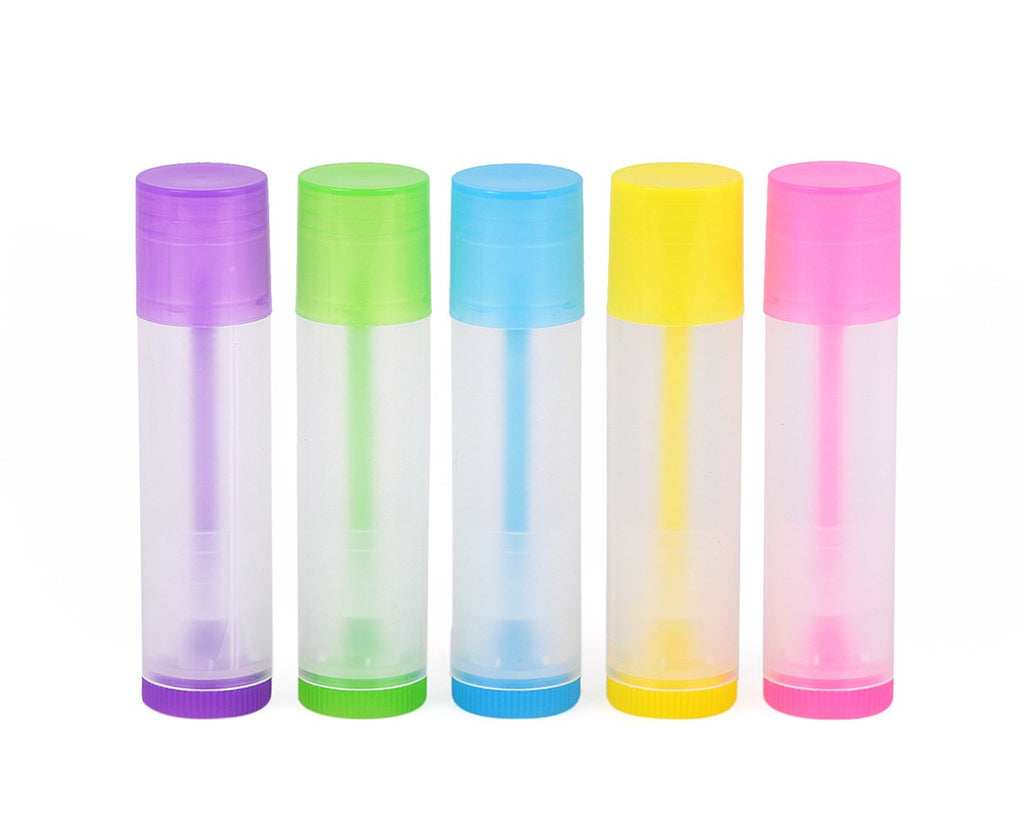 Lip Balm Tube 50 Pieces Lipstick Containers