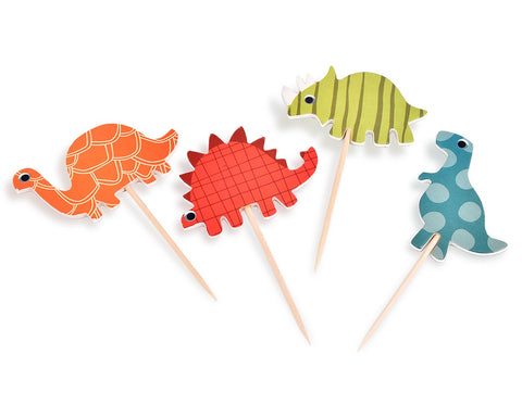 72 pieces Dinosaur Cupcake Topper