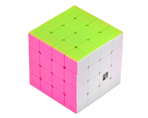 YJ Moyu Yusu Stickerless 4x4x4 Puzzle Magic Cube