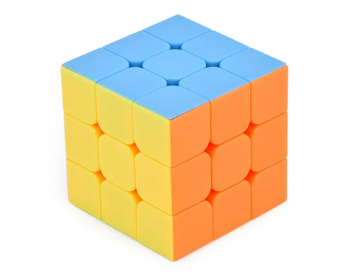 YJ Moyu Yulong Stickerless 3x3x3 Puzzle Magic Cube