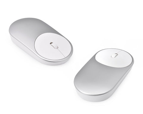 Xiaomi 2.4GHz and Bluetooth Wireless Mouse with USB Receiver