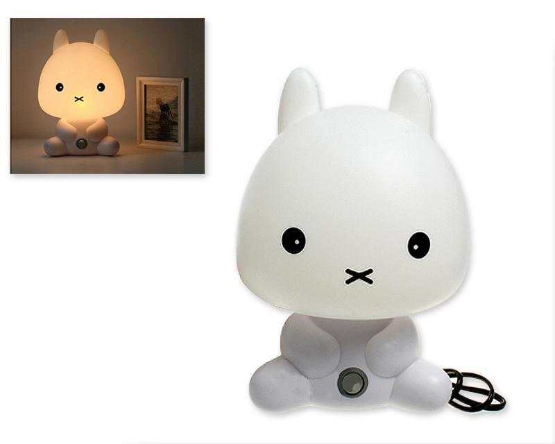Cute Night Light for Baby Room - Rabbit