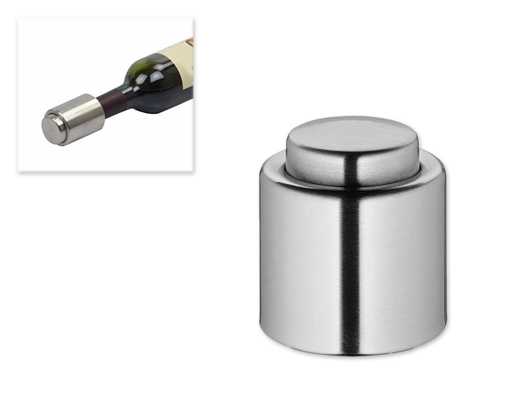 Stainless Steel Vacuum Wine Stopper