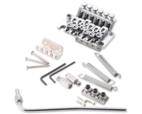 Chrome Tremolo System for Floyd Rose Guitar Part