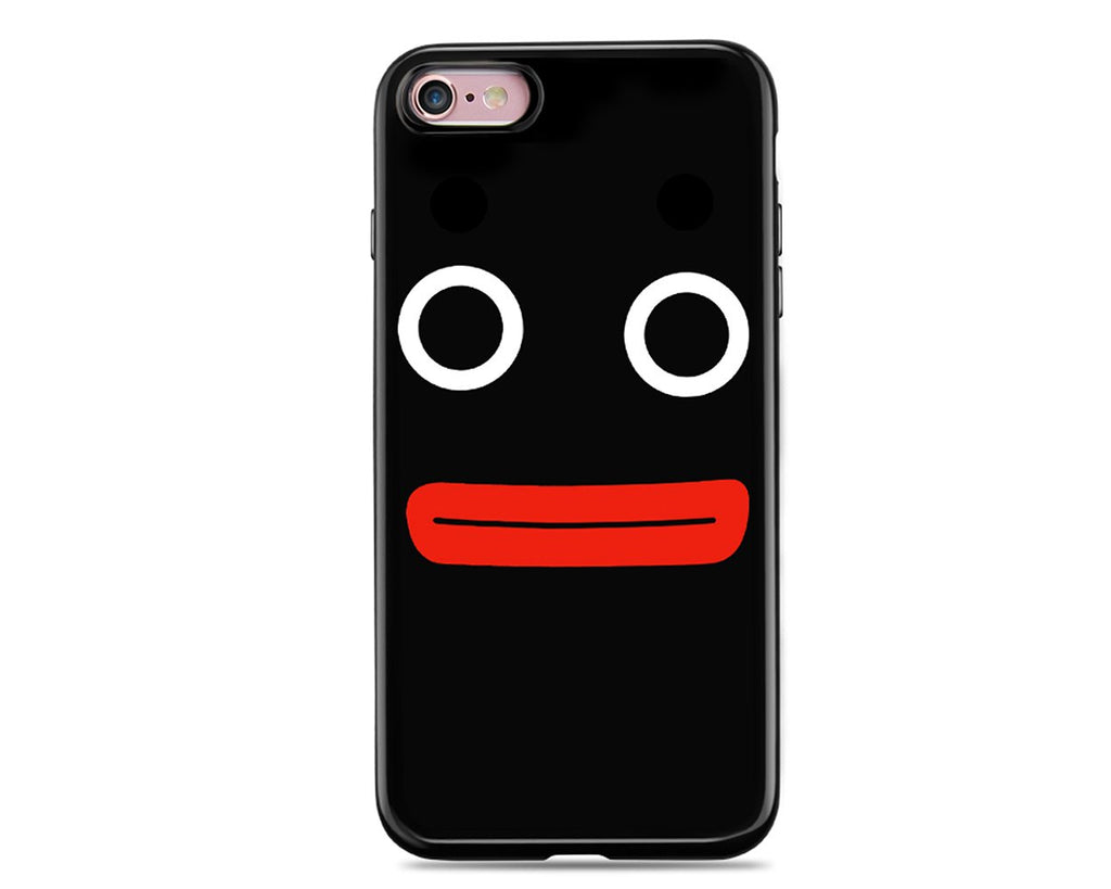 Reflective Series TPU iPhone 7 Case - Smile