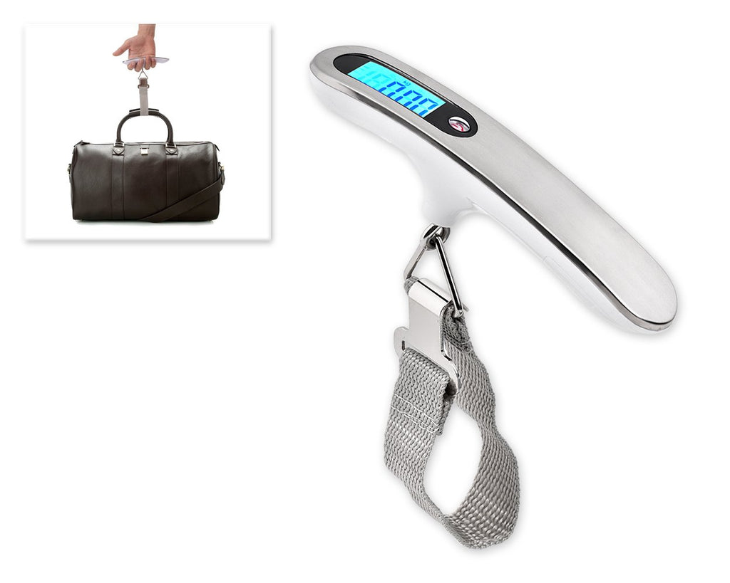 50kg x 0.1g Digital Luggage Scale with LCD Display