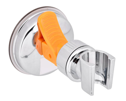 Adjustable Attachable Rotatable Chromed Shower Head Holder