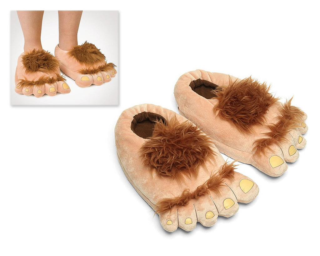 One Size Big Feet Home Slippers Winter Warm Slippers