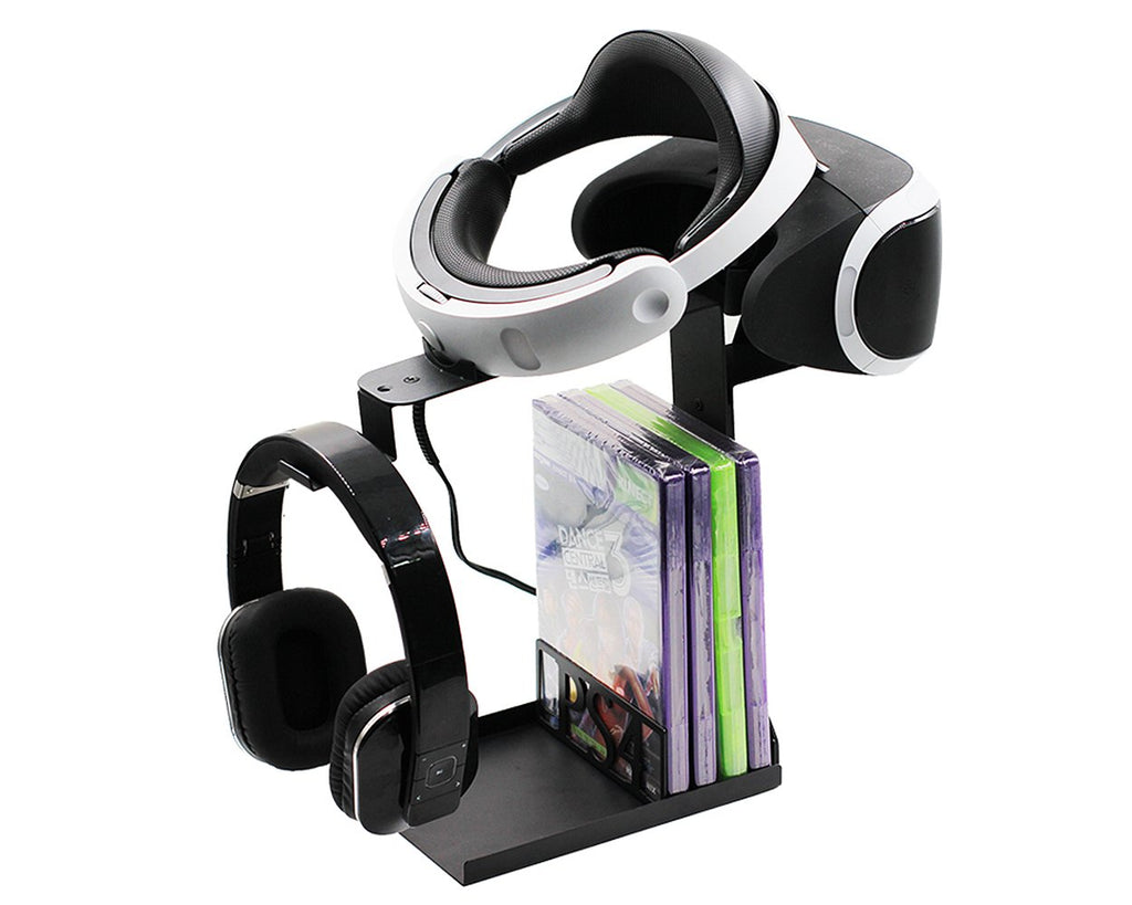 Steel Sony PlayStation PS VR Showcase Stand