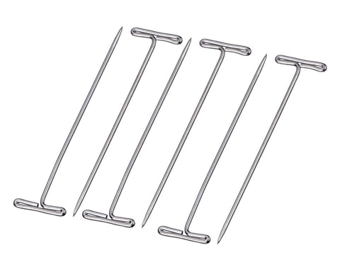 2-Inch T Pins 100 Piece with Storage Case