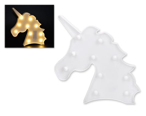Unicorn LED Light for Bedroom Decoration - White