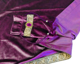 Altar Cloth Heavy Velvet Tarot Table Cover with Card Pouch