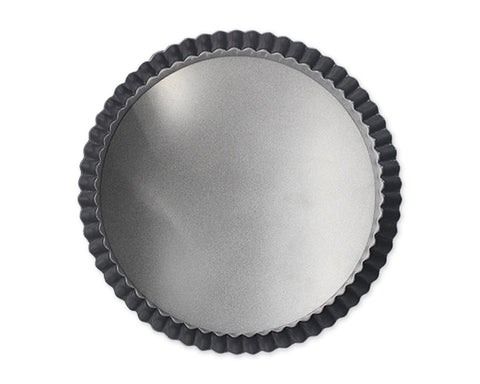 9 Inches Non-stick Tart and Quiche Pan with Removable Bottom