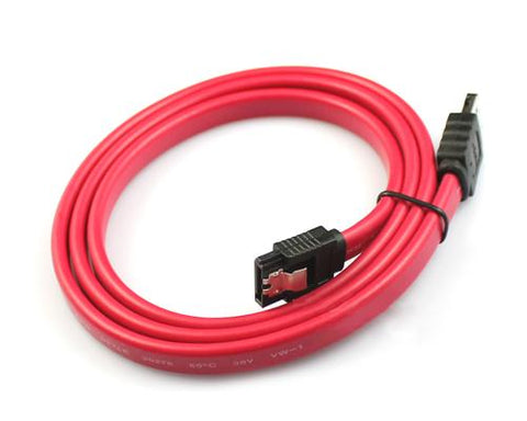 SATA to eSATA Transition Data Extension Convert Cable - 39 inch