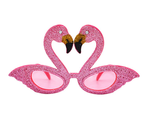 Funny Flamingo Sunglasses Novelty Party Glasses for Kids