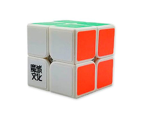 Yj Moyu Lingpo 2x2x2 Puzzle Speed Magic Cube