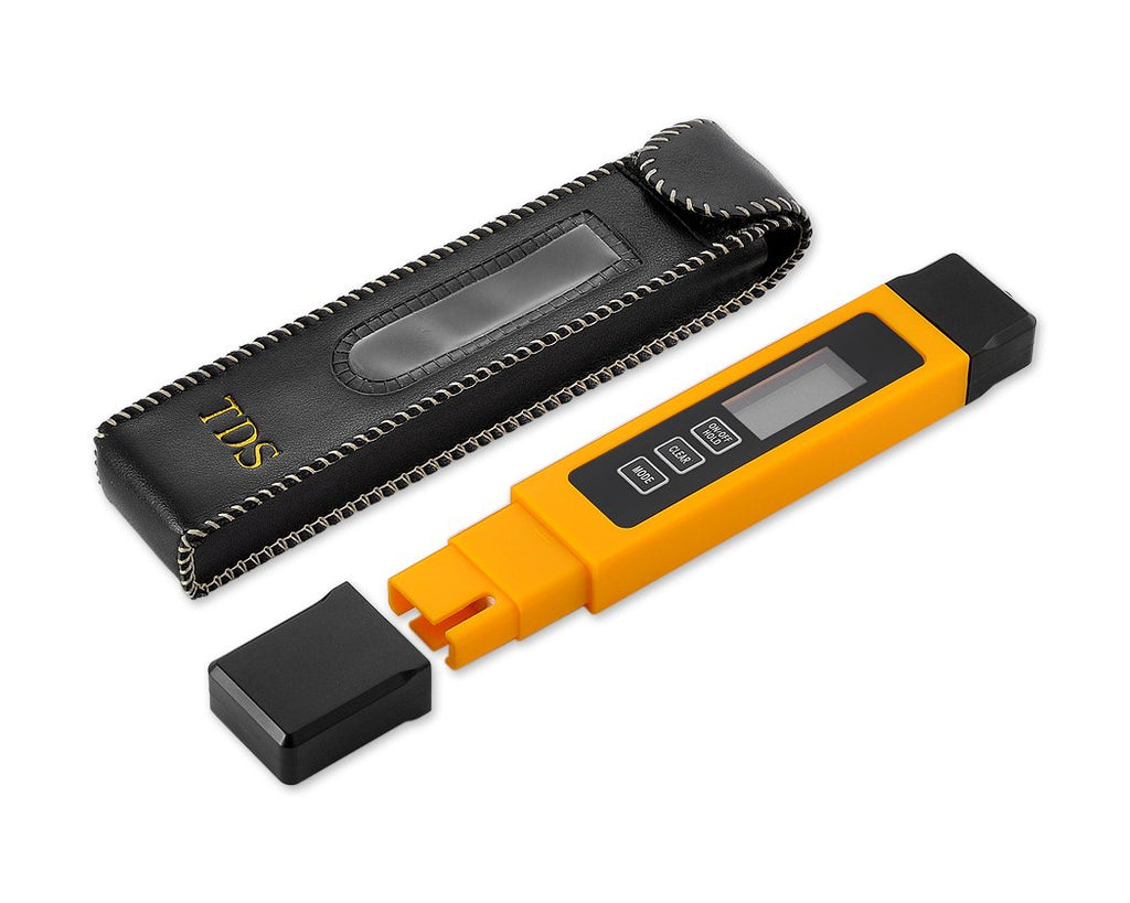 3 in 1 TDS Meter with Leather Bag