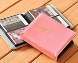 Retro Tower Photo Album for Fujifilm Instax Mini Films - Pink