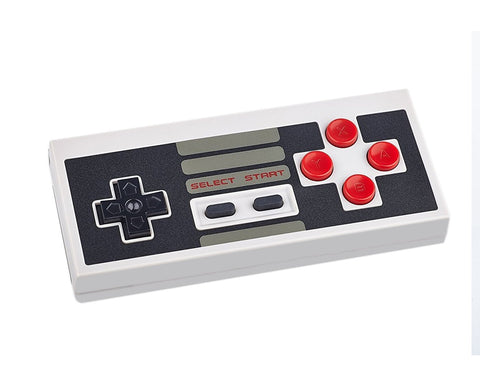 8Bitdo NES30 Wireless Controller with Xtander Stand