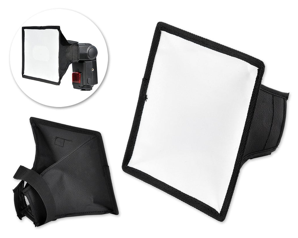 15cm x 17cm Softbox Diffuser for Speedlight