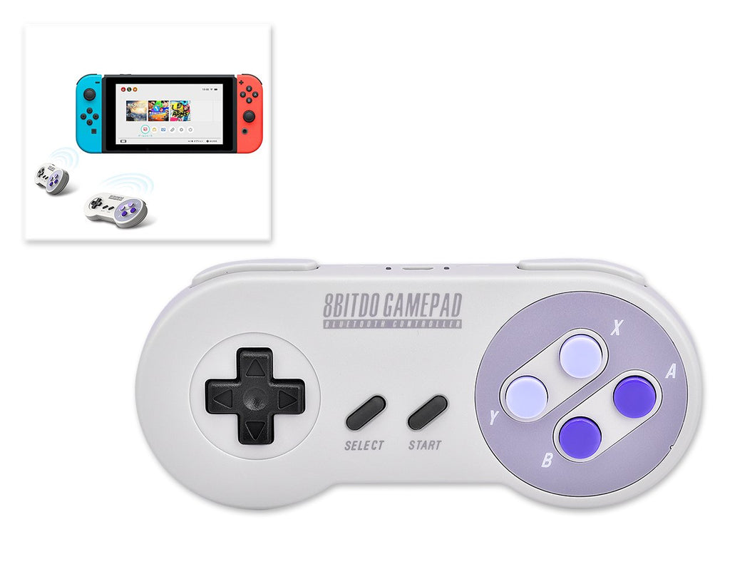 8Bitdo SNES30 Wireless Controller Gamepad