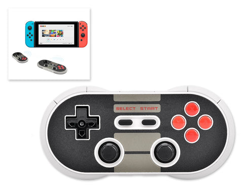 8Bitdo NES30 Pro Wireless Game Controller Bluetooth Gamepad