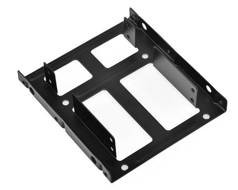 2.5 inch to 3.5 inch Dual SSD Mounting Bracket